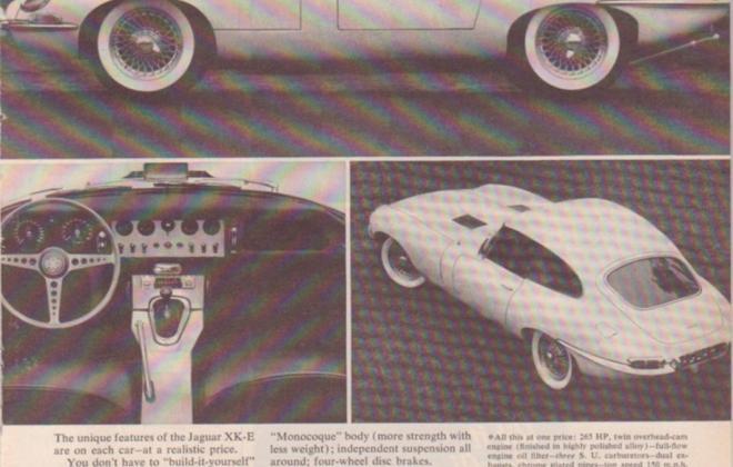 Series 1 Jaguar E-Type XK-E brochure advertisement original promotion material  (11).jpg