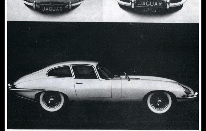 Series 1 Jaguar E-Type XK-E brochure advertisement original promotion material  (15).jpg