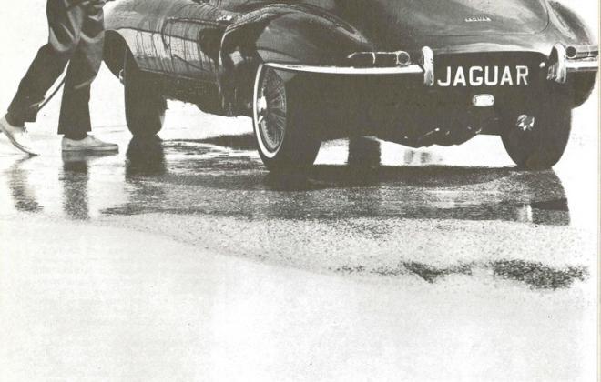 Series 1 Jaguar E-Type XK-E brochure advertisement original promotion material  (2).jpg