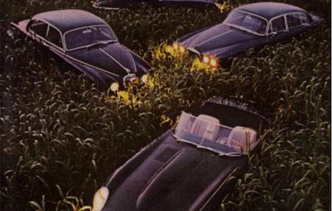 Series 1 Jaguar E-Type XK-E brochure advertisement original promotion material  (3).png