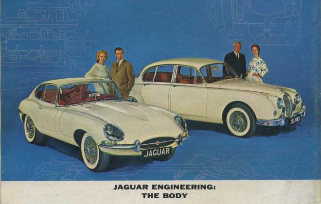 Series 1 Jaguar E-Type XK-E brochure advertisement original promotion material  (4).jpg