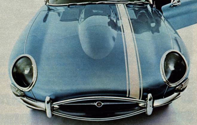 Series 1 Jaguar E-Type XK-E brochure advertisement original promotion material  (5).jpg