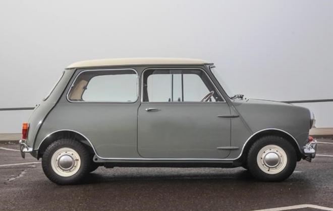 Side view of MK1 970cc Morris Cooper S MK1 image 1965.jpg