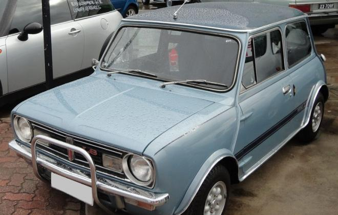 Silver Blue Leyland Mini LS 998cc (5).jpg