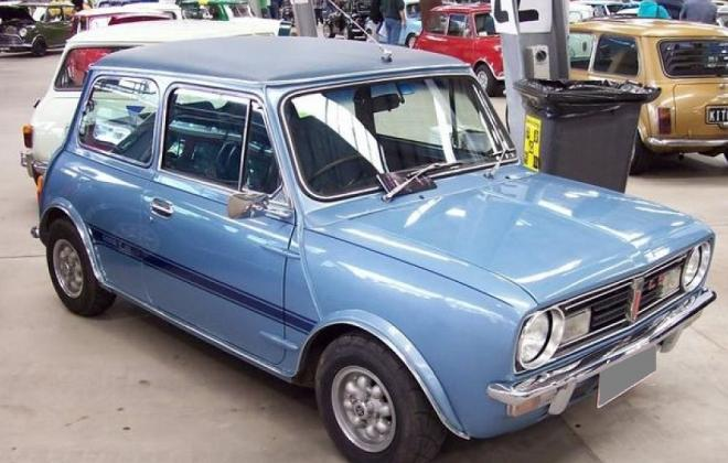 Silver Blue Leyland Mini LS 998cc (6) paint colours.jpg