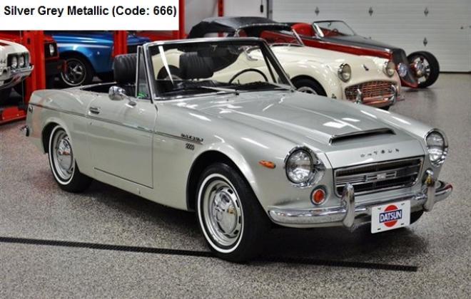 Silver Grey Metalic 1969 Datsun.jpg