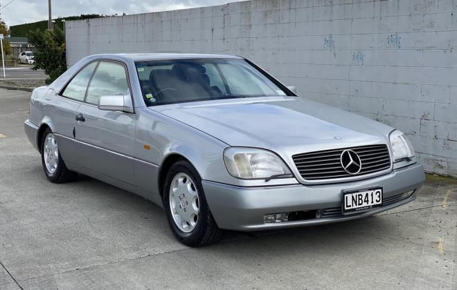 Silver and grey S500 Mercedes C140 coupe 1994 S500 images coupe (14).jpg