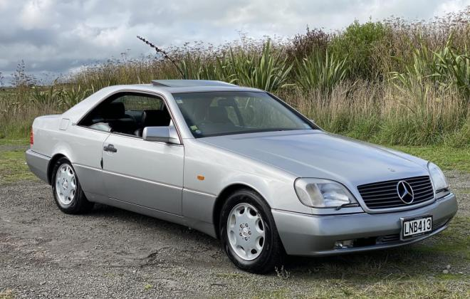 Silver and grey S500 Mercedes C140 coupe 1994 S500 images coupe (2).jpg