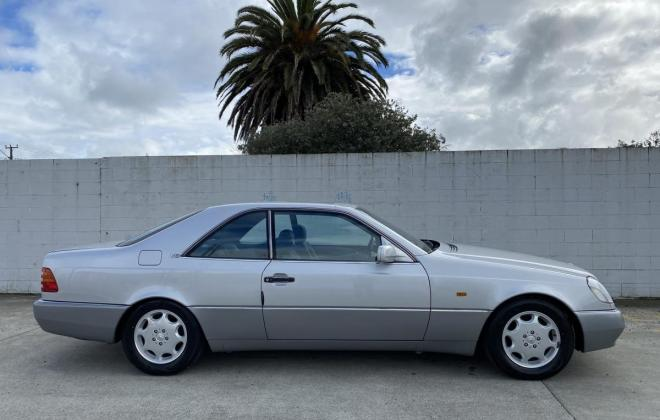 Silver and grey S500 Mercedes C140 coupe 1994 S500 images coupe (8).jpg
