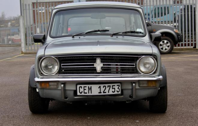 Silver mini GTS South Africa UK car 1275 (6).jpg