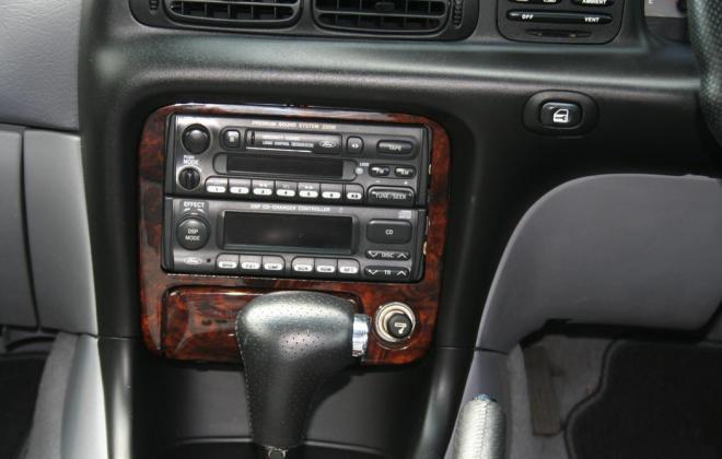 Sparkling Burgundy Metallic Ford Falcon EL GT number 212 of 250 1997 (5).jpg