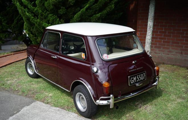 Special Burgundy MK2 1969 Morris Mini Cooper S in New Zealand (3).jpg