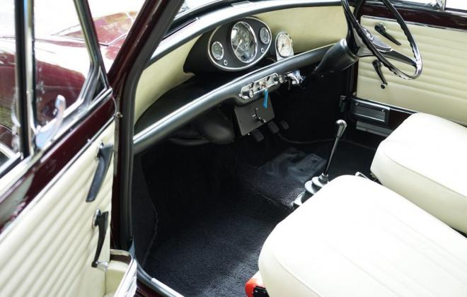 Special Burgundy MK2 1969 Morris Mini Cooper S in New Zealand (7).jpg
