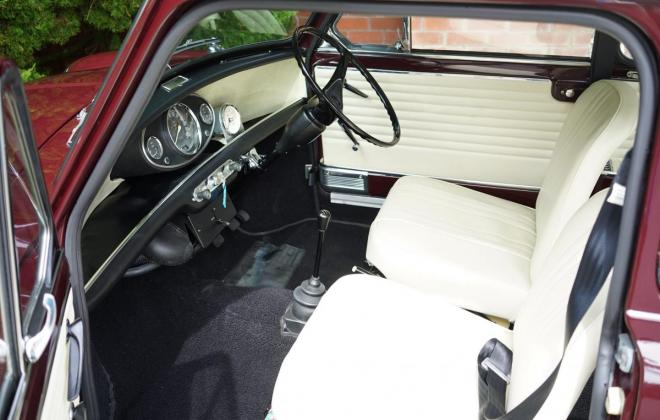 Special Burgundy MK2 1969 Morris Mini Cooper S in New Zealand (8).jpg