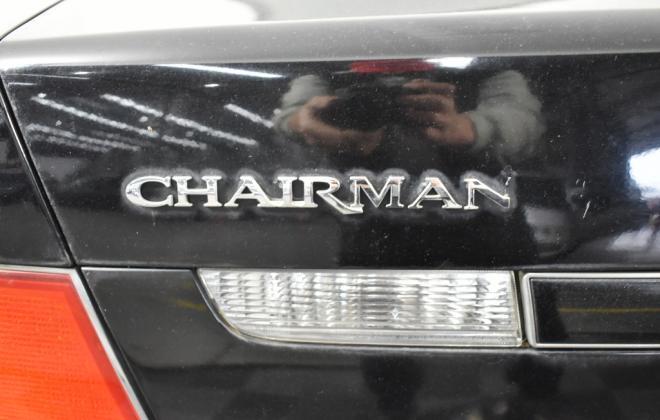 Ssangyong Chairman Sedan Australia Black on Grey colour images 2020 (42).jpg