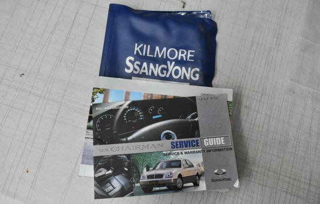 Ssangyong Chairman Sedan Australia Black on Grey colour images 2020 (55).jpg