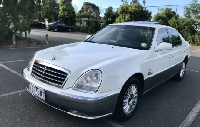 Ssangyong Chairman Sedan Australia White 2020 low ks images (1).png