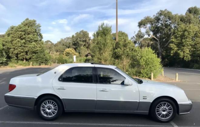 Ssangyong Chairman Sedan Australia White 2020 low ks images (4).png