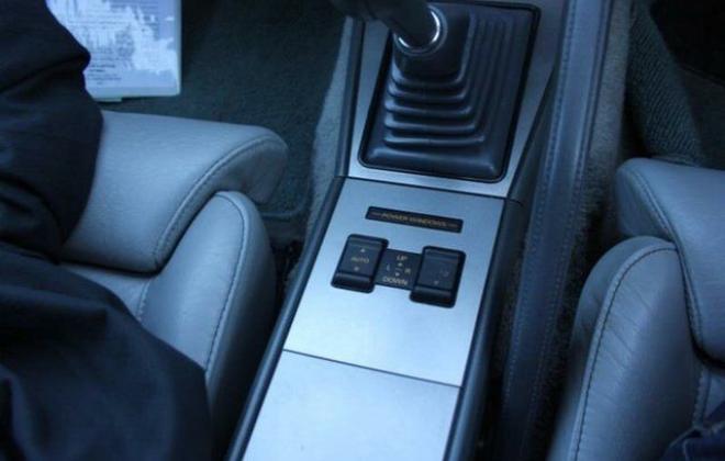 Starion 1982 GSR Turbo interior leather (11).JPG