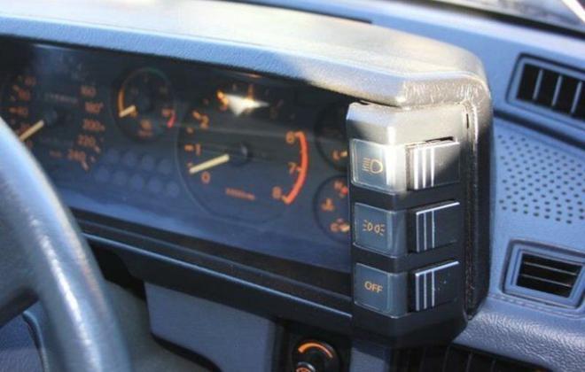 Starion 1982 GSR Turbo interior leather (3).JPG