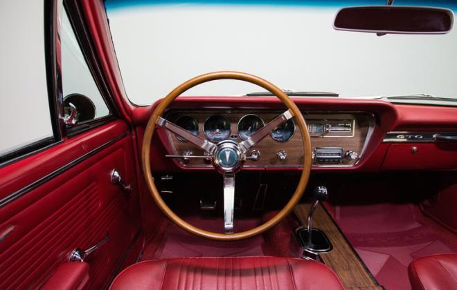 Steering wheel 1967 Pontiac GTO.jpg