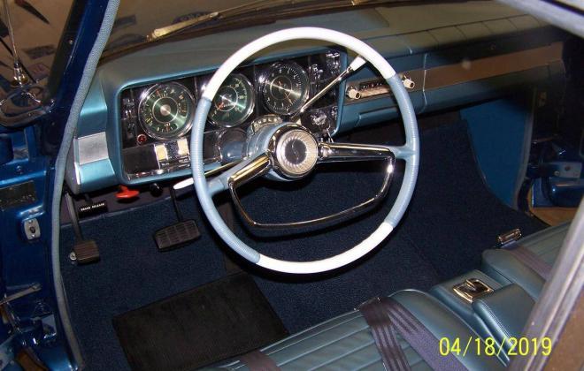 Strato Blue 1964 Studebaker Daytona Convertible restoration images (7).jpg