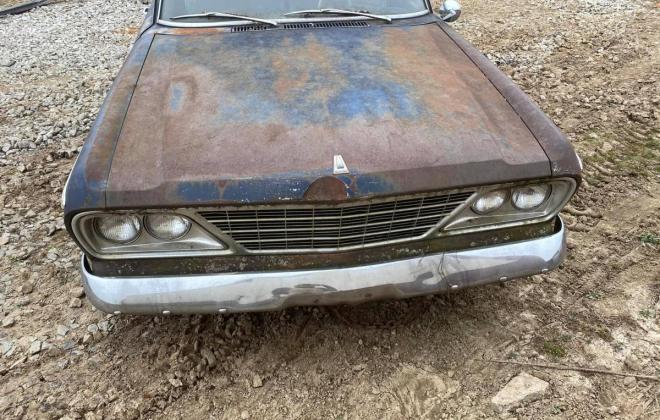 Strato Blue 1964 Studebaker Daytona hardtop coupe 2 door unrestored images (12).jpg