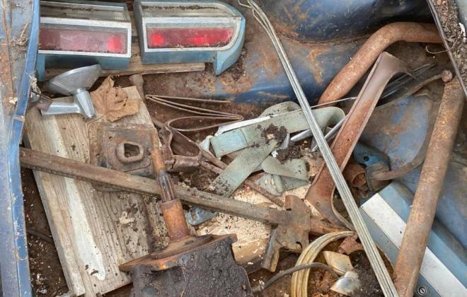 Strato Blue 1964 Studebaker Daytona hardtop coupe 2 door unrestored images (13).jpg