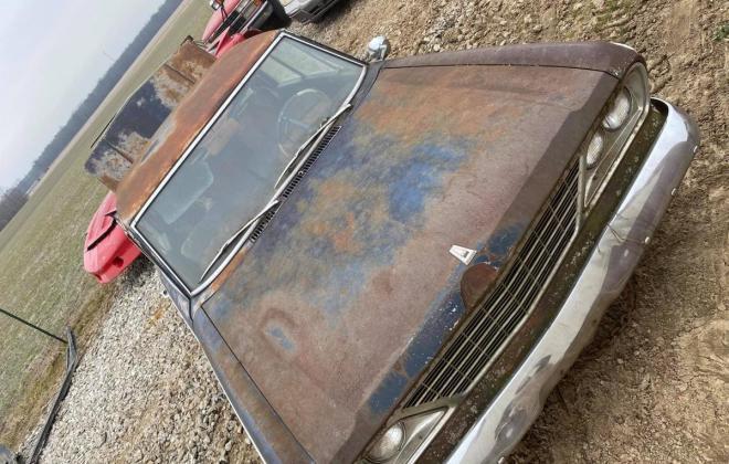 Strato Blue 1964 Studebaker Daytona hardtop coupe 2 door unrestored images (2).jpg