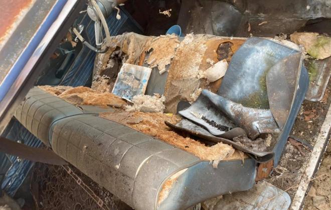 Strato Blue 1964 Studebaker Daytona hardtop coupe 2 door unrestored images (7).jpg