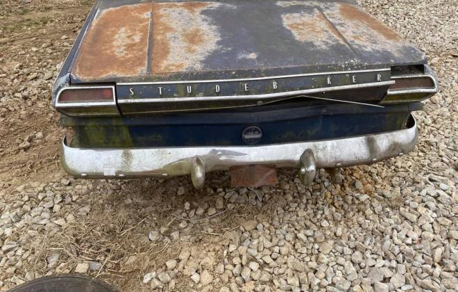 Strato Blue 1964 Studebaker Daytona hardtop coupe 2 door unrestored images (9).jpg