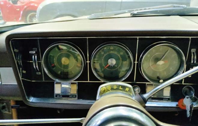 Studebaker Daytona column shift automatic transmission selector.jpg