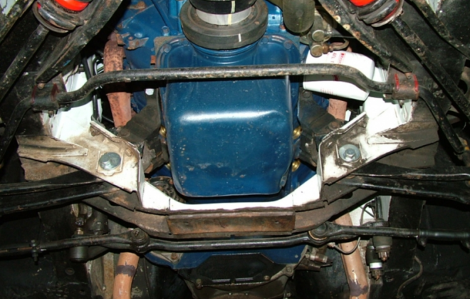 Sump and sway bar XW Ford Falcon GT image 1970.png
