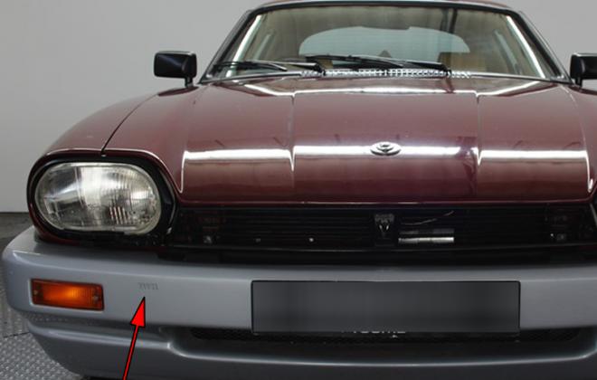 TWR Jaguar XJS embossed TWR bumper image.png