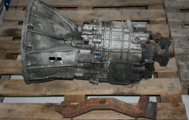 TWR ZF V12 gearbox Jaguar XJS image.png