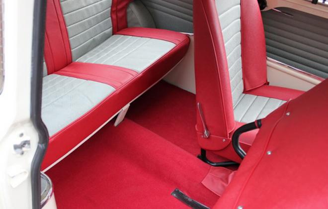 Tartan Red and Gold Brocade Grey seat trim MK1 Cooper S.png