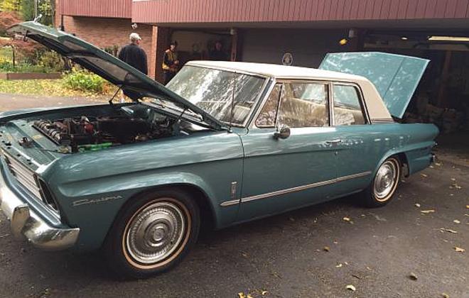 Timberline Turquoise paint Studebaker Daytona Sports Sedan 1966 code P-6482 C (1).png