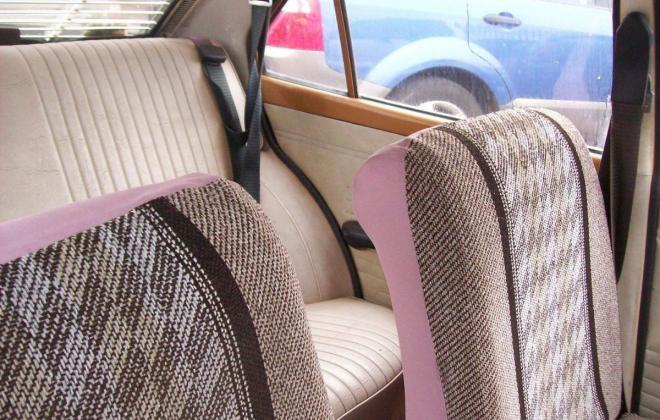 Toyota Corona 1971 Rear seats.jpg