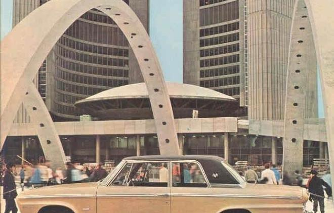 Track and traffic Magazine Canada 1965 Studebaker Daytona on cover.jpg