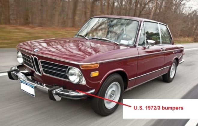 USA Extended bumpers 1972 tii.jpg