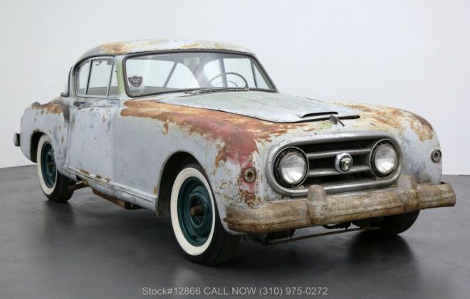 Unrestored 1955 Nash Healey silver USA (11).jpg