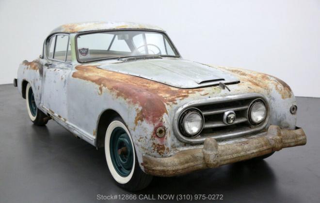 Unrestored 1955 Nash Healey silver USA (2).jpg