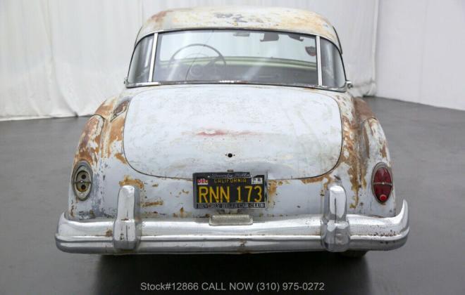 Unrestored 1955 Nash Healey silver USA (4).jpg