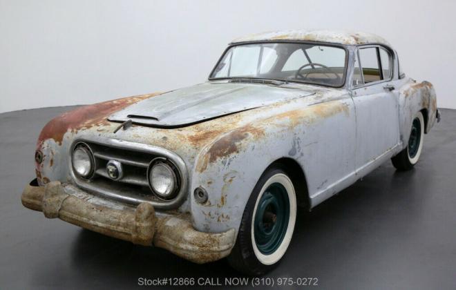 Unrestored 1955 Nash Healey silver USA (6).jpg