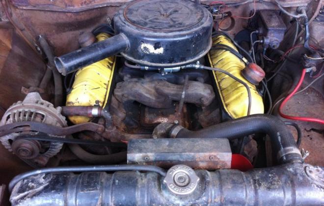 Unrestored 1964 Studebaker Daytona 2 door hardtop images (11).JPG