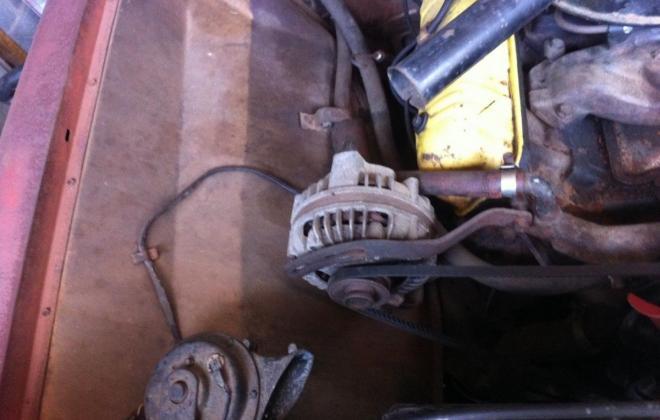 Unrestored 1964 Studebaker Daytona 2 door hardtop images (12).JPG