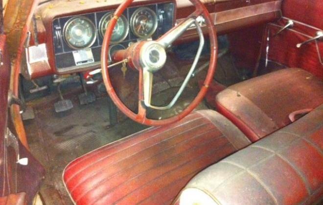 Unrestored 1964 Studebaker Daytona 2 door hardtop images (6).JPG