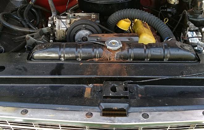 V8 engine 283ci Studebaker Daytona Sports Sedan.jpg