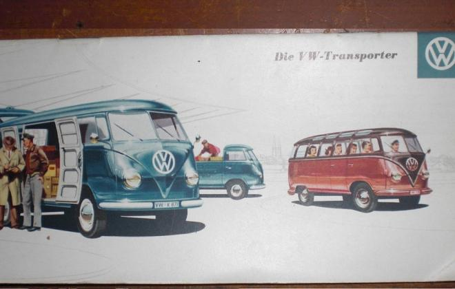 Volkswagen Deluxe Microbus Samba Bus original brochure advertisement 1955 - 1958 (2).jpg