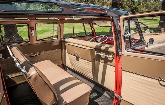Volkswagen Deluxe Microbus interior Samba seats (3).jpg